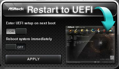 asrock-B450M-pro4_software-restart-UEFI