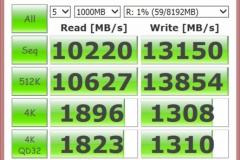 hardware memory adata-xpgv3 RAMDISK
