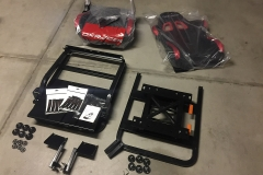 DXRacer PS200 Parts