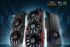 ASUS GeForce GTX1070Ti Series